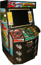 Hot Rod Arcade Machine by Sega (Excellent Condition) *Rare*