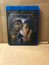 Shawshank Redemption Blu Ray/Dvd Custom Combo (Discs Are Brand New) Read Details
