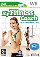 My Fitness Coach Il Mio Coach Di Fitness CARDIO WORKOUT (NINTENDO Wii) ITALIANO
