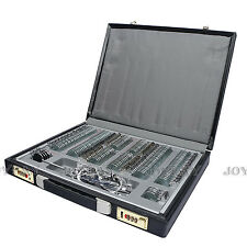 158 pcs Optical Trial Lens Set Metal Rim Leather Case + A Free Trial Frame