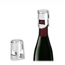 MIUK Inoxydable Steel Vacuum Champagne/Rouge Vin Scellant Bouteille Bouchon