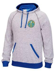 "Denver Nuggets Adidas NBA ""Originals"" Men's Pullover Hooded Sweatshirt"