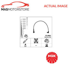 IGNITION CABLE SET LEADS KIT NGK 8194 G NEW OE REPLACEMENT
