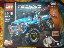 Lego Technic 42070 Abschleppfahrzeug, ungebaut, neuwertig