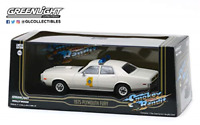 Greenlight 86557 1: 43 Smokey & The Bandit 1977 - 1975 Plymouth Fury Mississippi