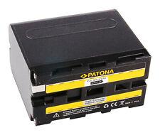 Patona Akku 7,2V 6600mAh f. Sony NP-F970 F960 F950