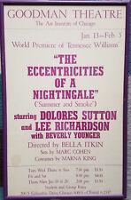 Original Goodman Theatre The Eccentricities of a Nightingale Dolores Sutton 1967