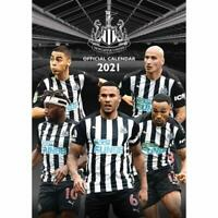 Newcastle United FC Official 2021 Calendar Great Christmas Gift
