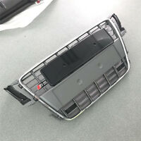 A5 Front Grille Grill for Audi A5 S5 Sline 2008-2011 To S5 Style Chrome Frame