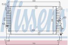 NISSENS 63092 RADIATORE OPEL MERIVA 1,7 CDTI 03 -