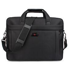 """14"""" 15.6"""" Black Laptop Shoulder Bags Notebook Messenger Carry Case Bag"""