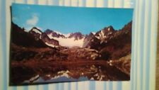 AMAZING PHOTO POST CARD!  QUEETS BASIN & MT OLYMPUS WASHINGTON
