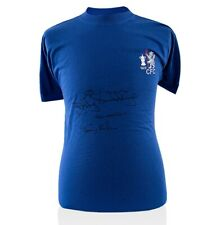 Chelsea 1970 Home Shirt Signed by 4 Autograph Jersey