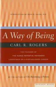 A Way of Being by Carl R. Rogers Paperback Book The Cheap Fast Free Post