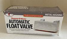 New Little Giant Aluminum Trough O Matic Float Valve Tm830