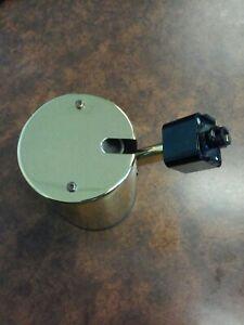 Halo Power-Trac L762B Polished Brass with Black inside Baffle Track Light