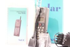 RETRO COLLECTABLE Vintage Mobile Phone NEC P100 WORKING