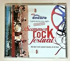 Summer Rock Festival (CD Playtested 314564971-2) David Bowie Free Moody Blues