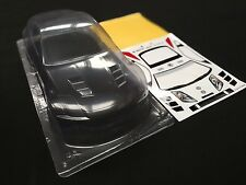 1/10 RC Car Clear Body Shell 190mm Nissan 350Z On Road Drift Yokomo TT-01 HPI