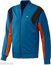Adidas Originals DEFENDER Track Top soccer sweat shirt superstar Jacket ~Mens XL