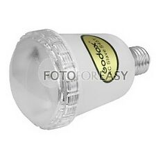 Indoor S45T Photo Studio Strobe Light AC Slave Flash Bulb E27 GN29 45W 110V-220V