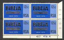 "RSA 1970 Bible Society/Book/Biblia ""A"" c/b (n23361)"