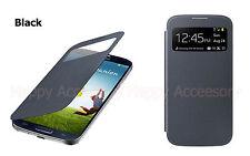 Premium S View Cover Flip Case for Samsung Galaxy S4 S IV i9500 i9505 4G