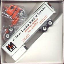 J Omar Landis Auction Service '87 Winross Truck