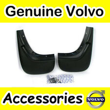 Genuine Volvo V70, V70R (05-07) PARAFANGHI ANTERIORI/Protezioni (con dipinti GUARNIZIONI)