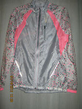 Women's Under Armour Light Water Resistant Hooded Semi Fit Multi Color Jacket