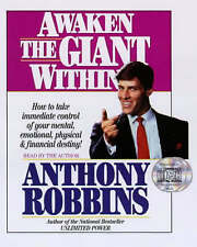 NEW Awaken The Giant Within by Anthony Robbins