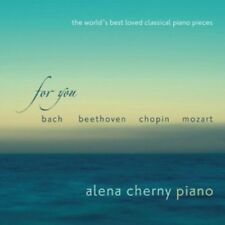 ALENA CHERNY - FOR YOU-THE WORLD'S BEST LOVED CLASSICAL PIANO PIECES (2 CD) NEW+