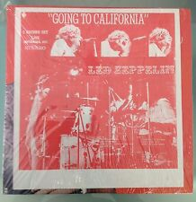Led Zeppelin: GOING TO CALIFORNIA ~ Very rare CBM ~ Recycled Cover ~ SEALED