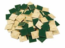 "100 Pack Self Adhesive Zip Cable Tie Mount Mounts 1-1/2"" x 1-1/2"" (1.5"" inch)"