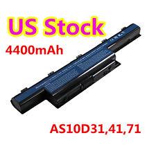 New listing As10D41 As10D71 Battery for Acer Aspire 5750 V3-772G E1-531 5250 5251 5253 5552