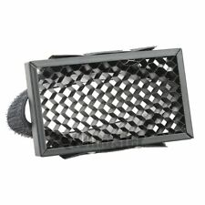 Honeycomb Grid Spot Filter HB-01 For Canon Nikon Godox Yongnuo Sony Godox Flash