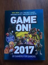 NEW Game On! 2017 By Imagine Publishing Paperback Free Shipping