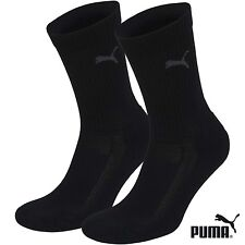 12 Paar Puma Sport Socks Coolmax Sportsocke unisex black Gr. 35-38