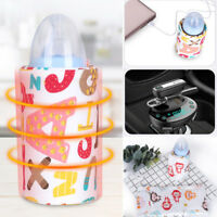 Baby Milk Bottle Warmer Heater USB Charger Kid Feeding Bottle Insulation Cover