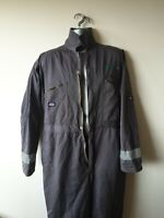 "Coverall Work Wear Clothes PPE Overalls Boiler Suit 46"" hi-vis #509"