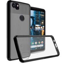 Étuis, housses et coques noir transparent Google Pixel pour téléphone mobile et assistant personnel (PDA)