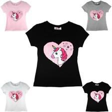 T-shirt manches courtes pour fille de 12 ans