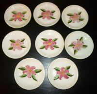 "(8) Stangl Pottery PRELUDE 5"" Coasters"