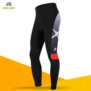 Outdoor Sports Mens Cycling Pants Riding Bike GEL Padded Cycle Bicycle Tights