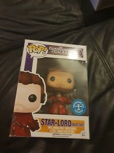 Star Lord  Mixed Tape Funko Pop Vinyl Underground Toys Exclusive Guardians Of...