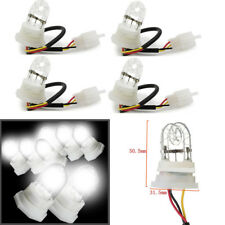 4 x HID Hide Replacement Bulbs Tube Light 12V Flash Strobe Tube Spare-White