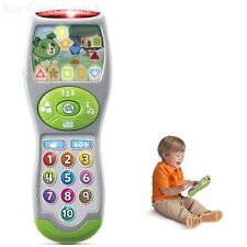 Kids Learning Lights Remote Control Baby Interactive 65 Plus Songs Computer TV
