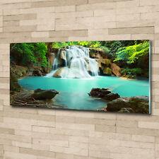 Glas-Bild Wandbilder Druck auf Glas 120x60 Deko Landschaften Mauritius Strand
