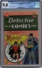 Detective Comics Special Replica Edition #38 CGC 9.8 1995 1618311014