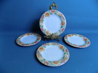 Royal Doulton Expressions Sunburst Side Plates x 4